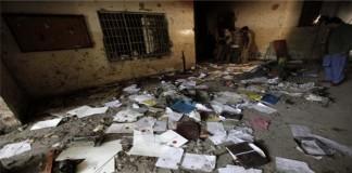 Attach on School in Peshawar
