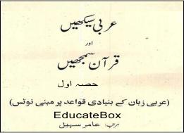 Learn Arabic Understand Quran Part 1