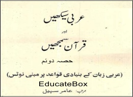 Learn Arabic Understand Quran Part 2