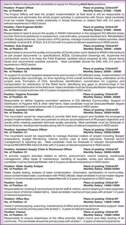 2015-11-08-job-in-islamic-relief-uk-based-company-in-chitral