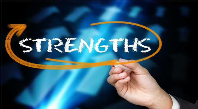 You can do it - 2 Use your Strengths