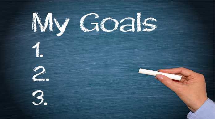 You can do it - 4. Select Goals
