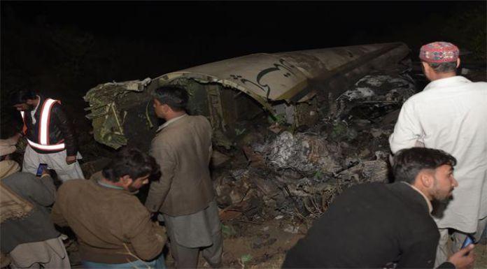 junaid jamshed died in plane crash pk 661 pia