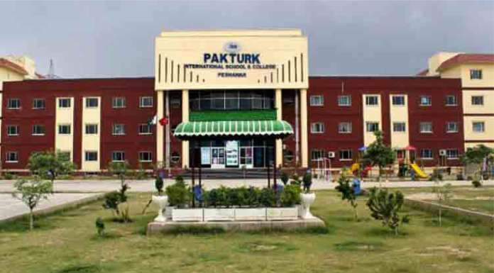 The Government's Decision On The Pak-Turk Schools
