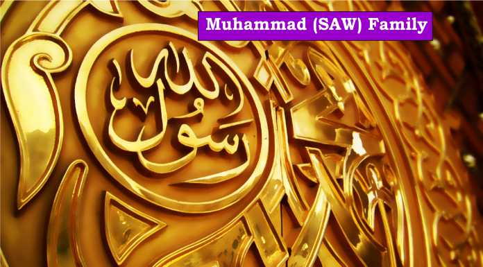 Prophet Muhammad - Family Tree Of Muhammad (SAW) | Education News