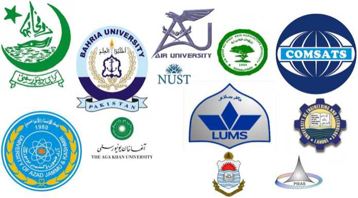 Top 1000 Universities in 2017 - Only 4 Pakistani Universities Listed