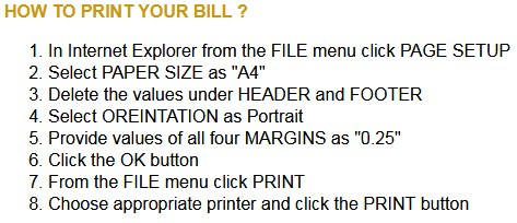 lesco online bill check - How to Print Wapda Lesco Bill