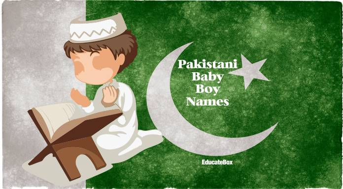 Pakistani Male Names | Famous Pakistani Baby Boy Names