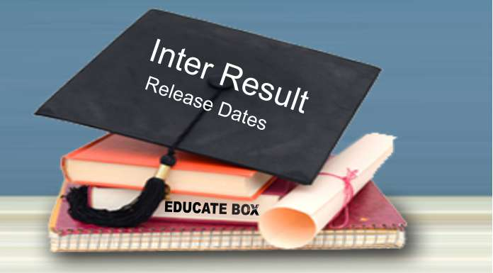 FSc result, 1st Year, 2nd Year Inter/Intermediate Result Release Date